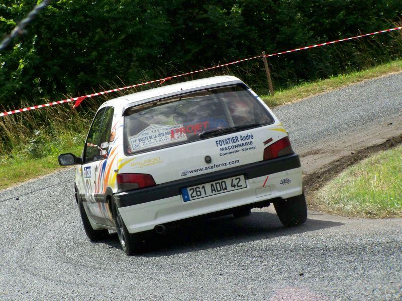 Rallye de la Cote Roannaise: Résumé dans Accueil 1001311